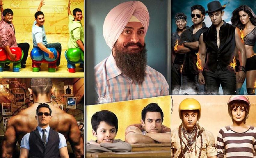 Aamir Khan Career