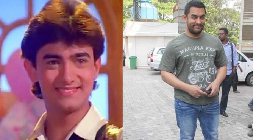 Earlier life Aamir Khan