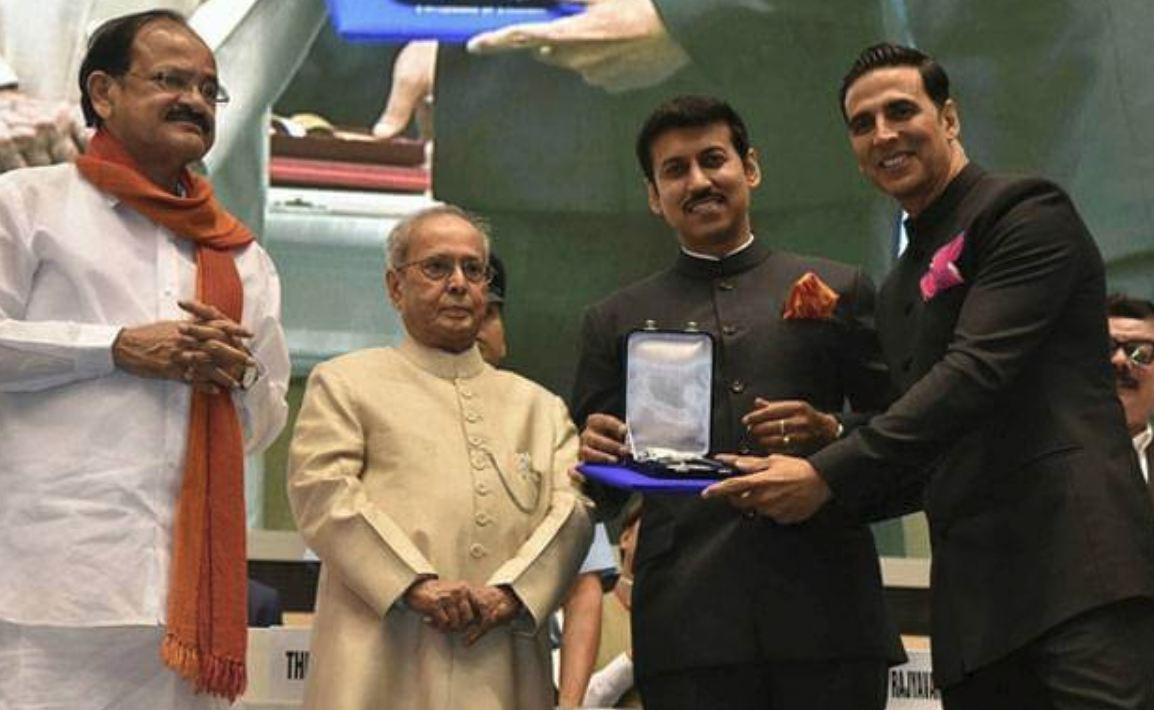 Akshay Kumar Awards
