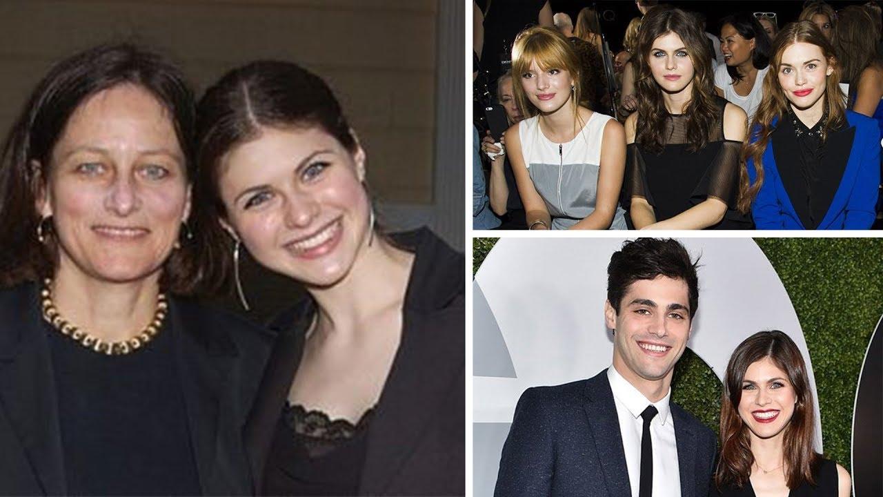 Alexandra Daddario's Family
