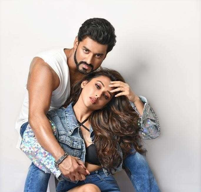 Ankush Hazra & Mimi Chakraborty