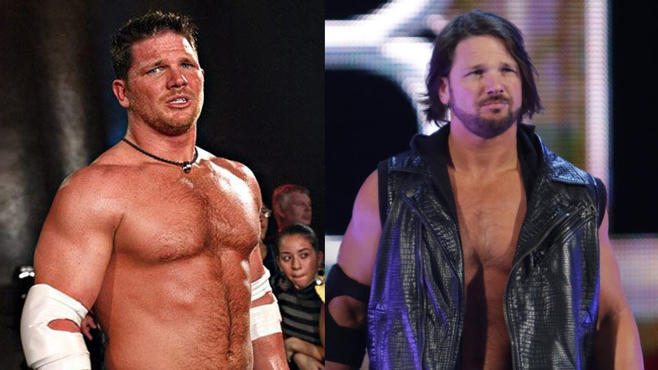 Early Life of AJ Styles