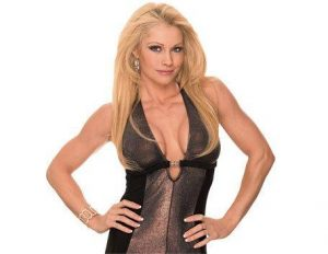 brock lesnar wife Sable