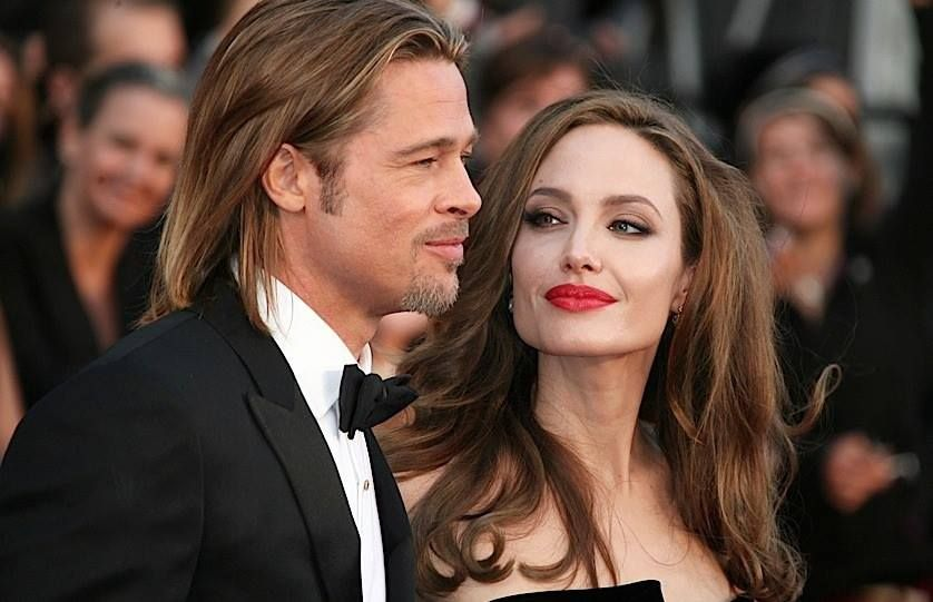 Brad Pitt About and Angelina Jolie