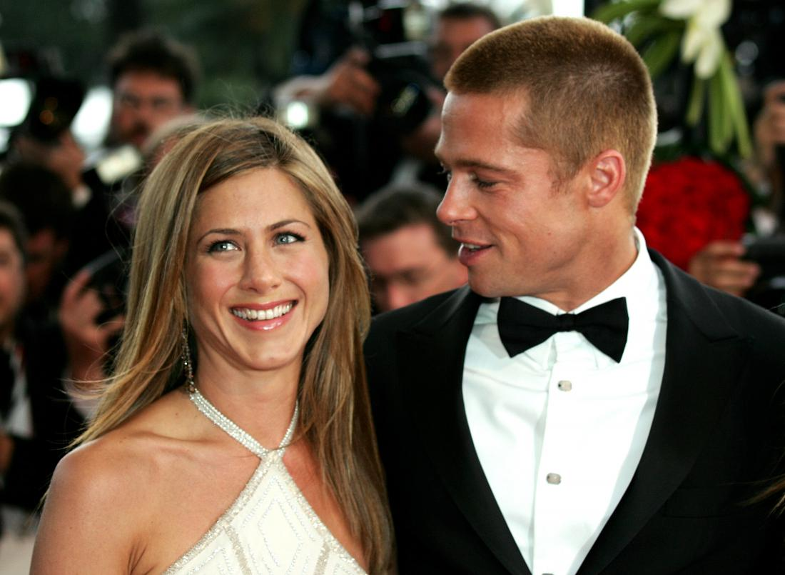 Brad Pitt Apologized and Jennifer Aniston