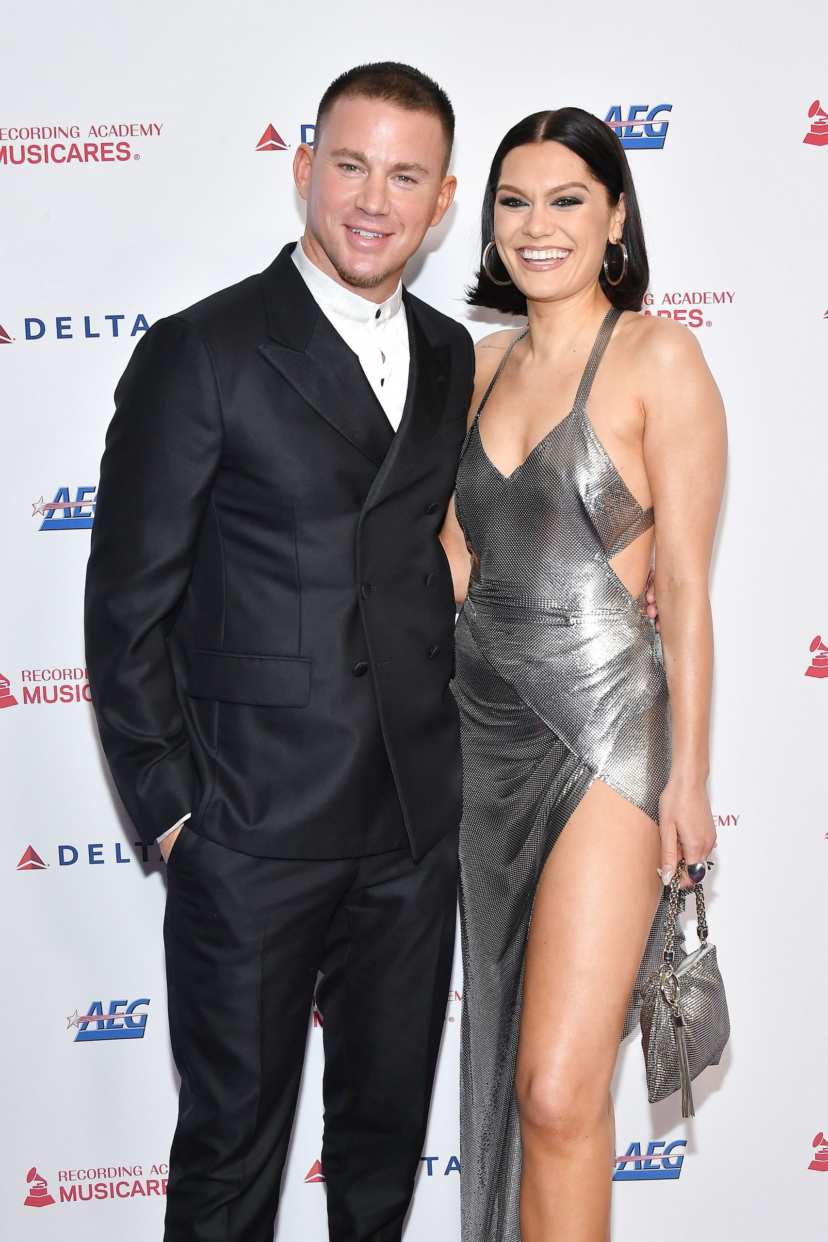 Channing Tatum's Girlfriend Jessie J