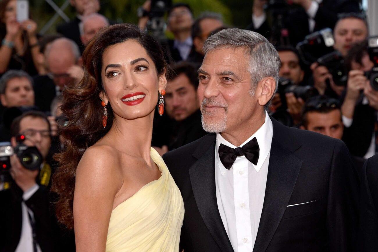 George Clooney Wife Amal Clooney