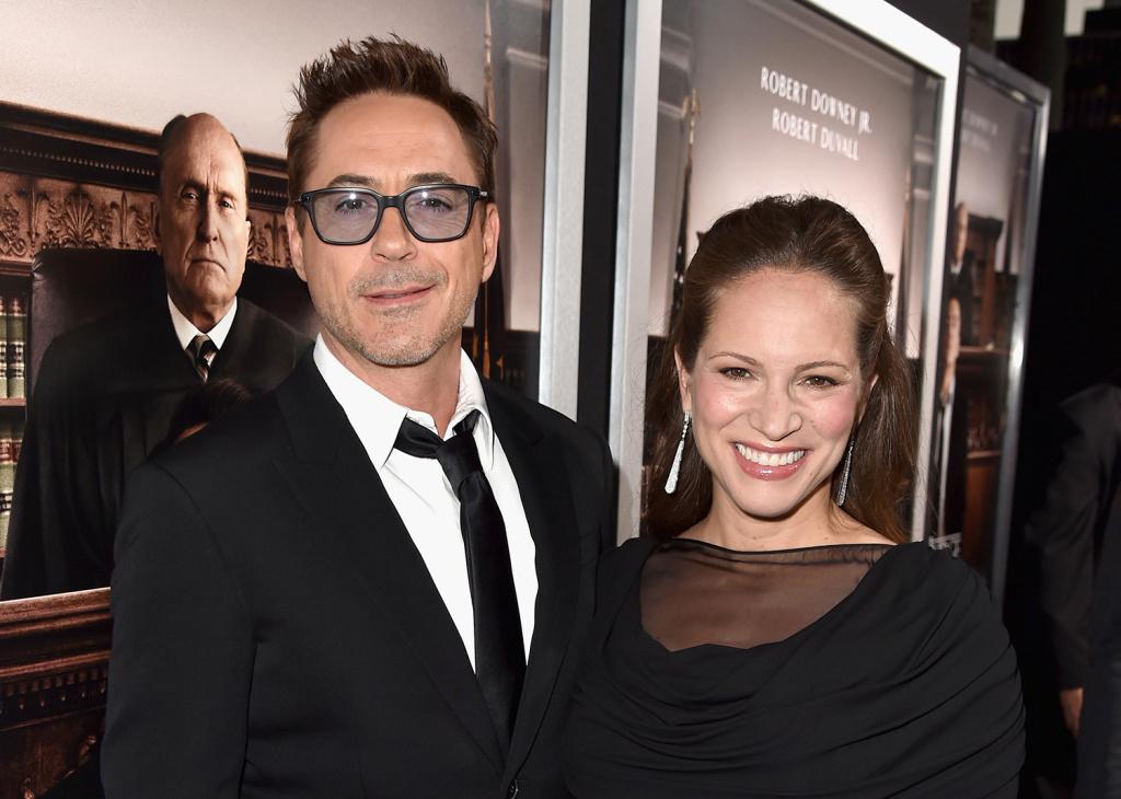 Robert Downey Jr. and Wife Susan Downey