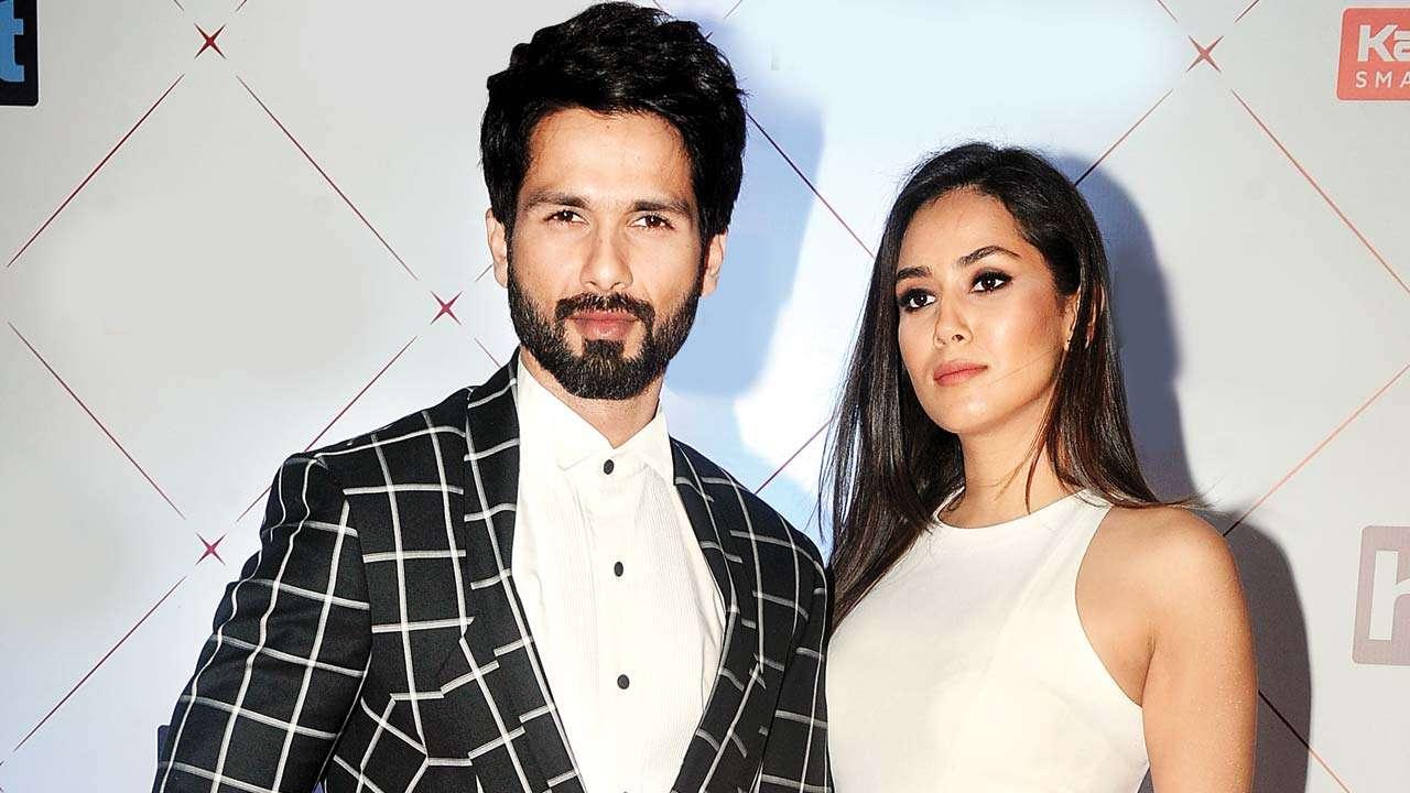 Shahid Kapoor Wife Mira Rajput