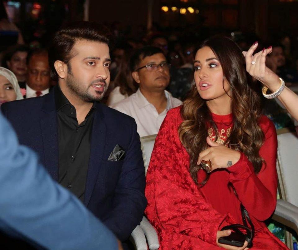 Shakib Khan and Nargis Fakhri
