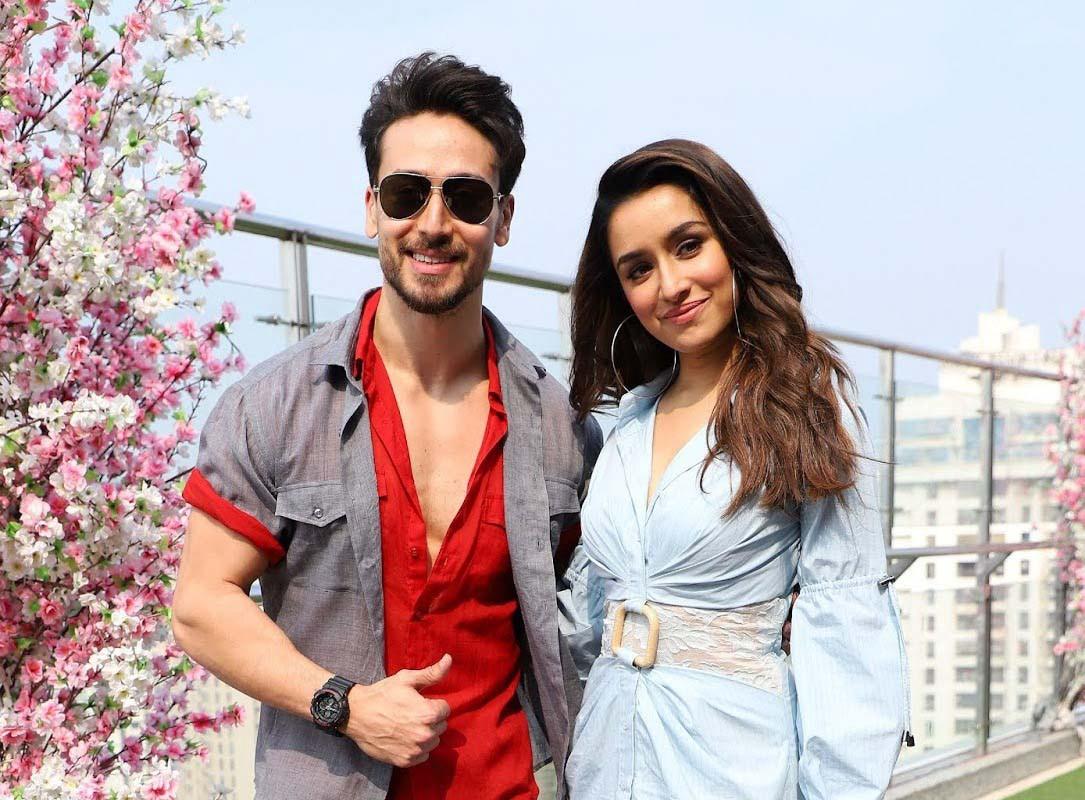 Tiger Shroff & Shraddha Kapoor