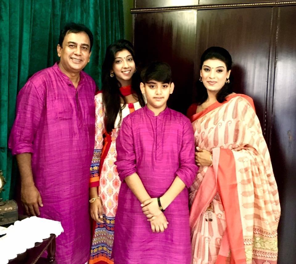 Zahid Hasan Family