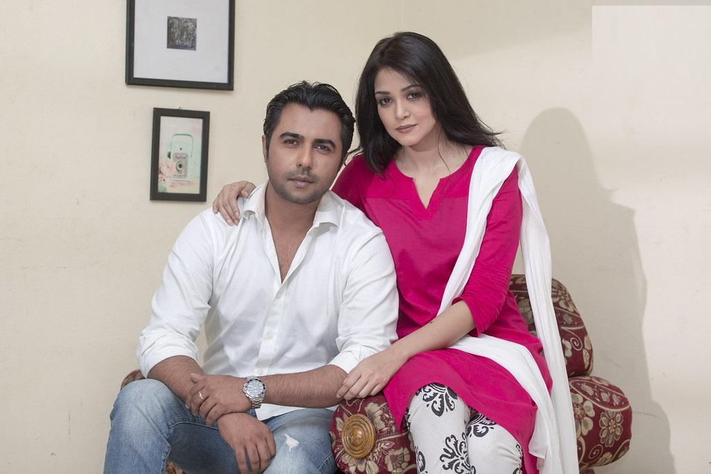 Ziaul Faruq Apurba & Sharleen Farzana