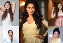 Sri Lankan Actresses