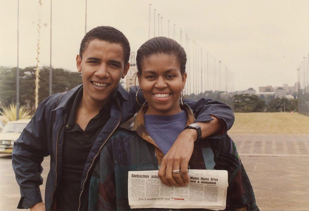 Barack Obama early life
